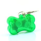 led hondenhalsband lampje groen