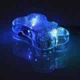 hondenhalsband lampje blauw
