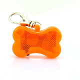 led hondenhalsband lamp oranje