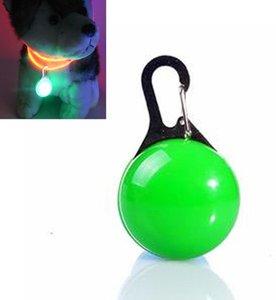 honden lampje groen